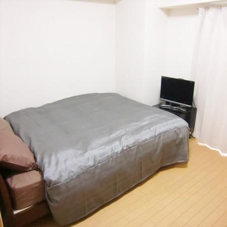 お部屋によってベッドサイズが異なります。